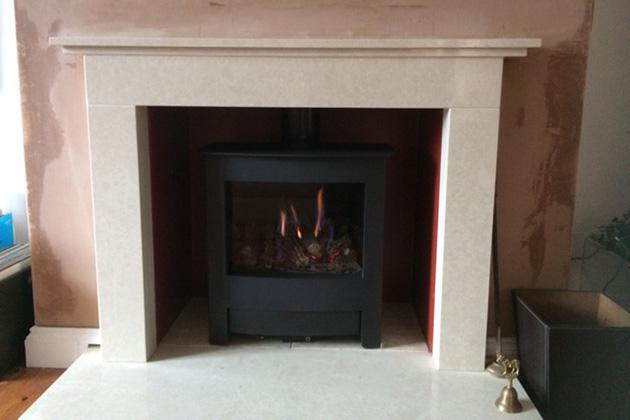 Wood burning fire | Bedlington, Newcastle, Blyth, Carmlington